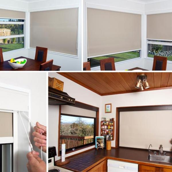 Encapsulated Blinds
