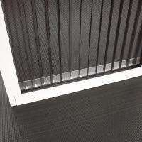 Pleated flyscreens 004